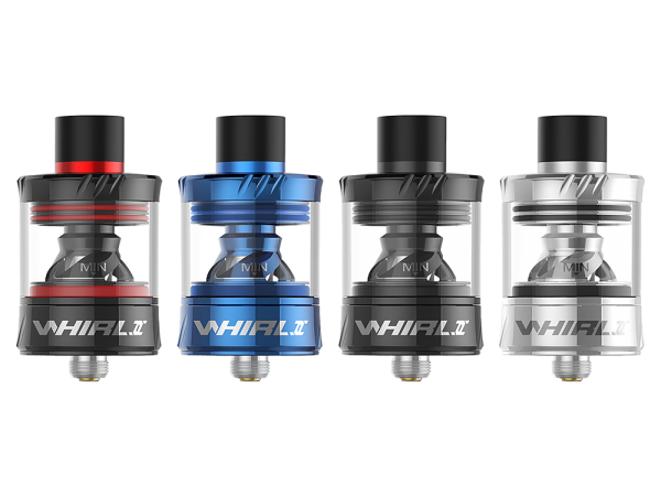 Uwell - Whirl 2 Clearomizer Set