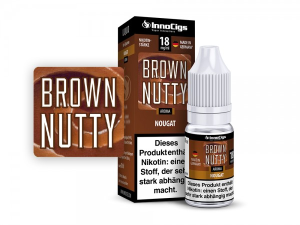 Brown Nutty Nougat Aroma