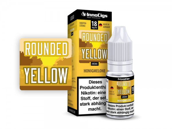 Rounded Yellow Honigmelonen Aroma