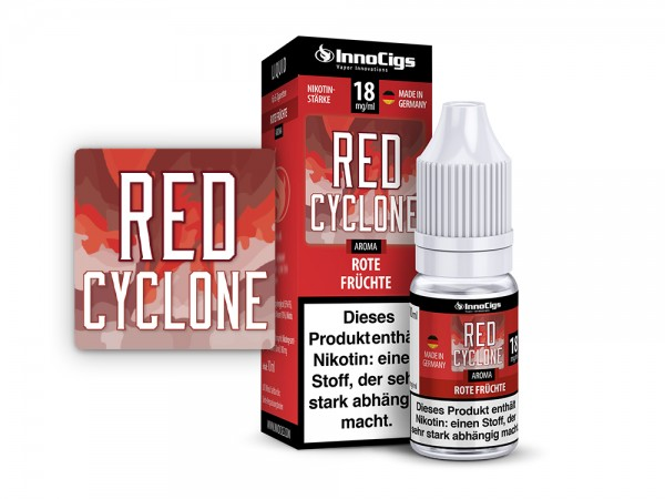 Red Cyclone Rote Früchte Aroma