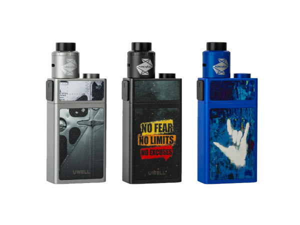 Uwell Blocks Squonker Set
